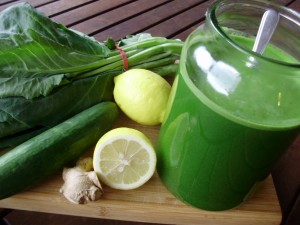 GreenJuice to boost energy levels